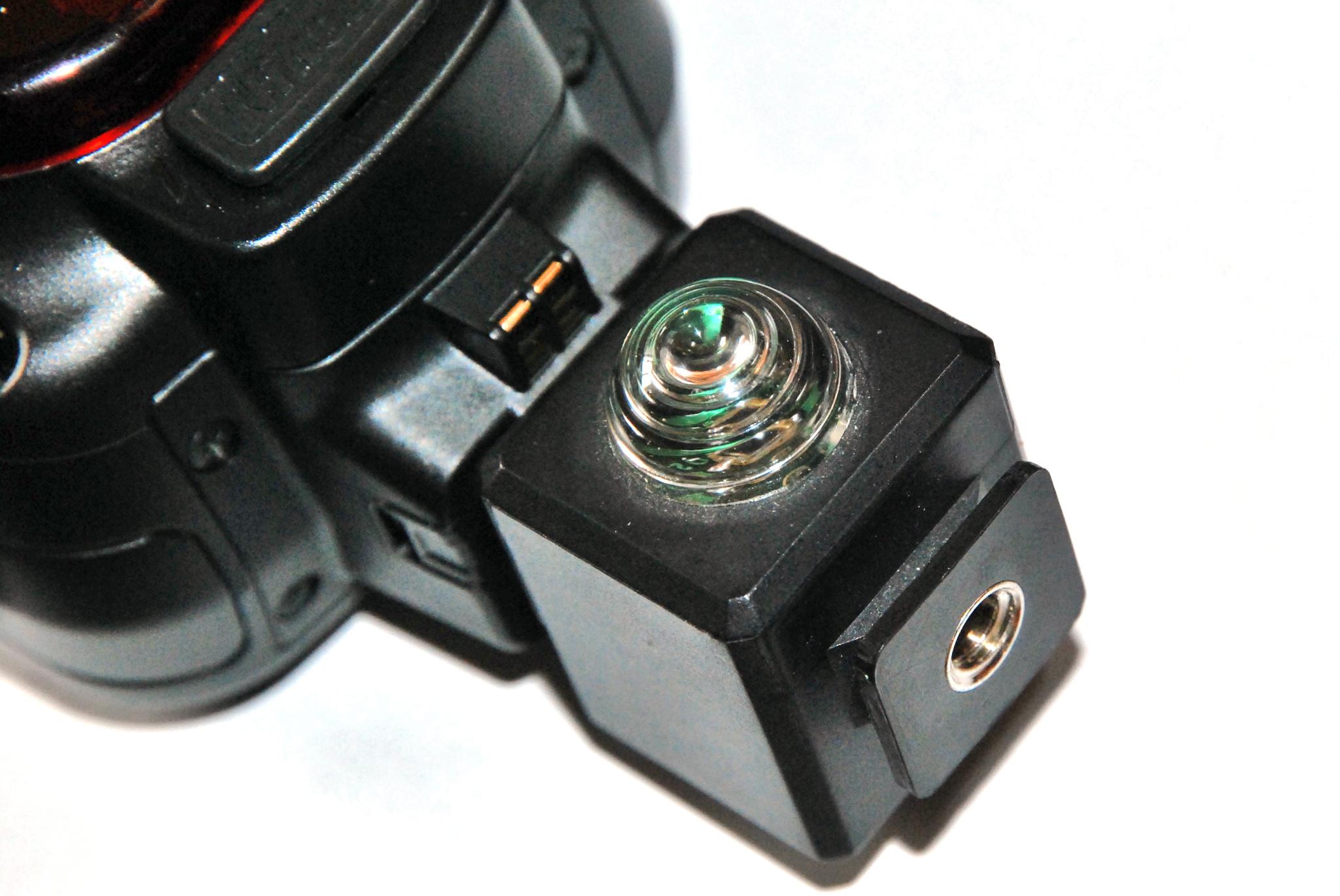 sincronismo de flash