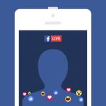 live do facebook como usar