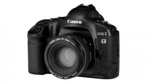 câmera canon eos1d